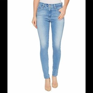 AG Jeans   Farrah High Rise Skinny Ankle   27x28